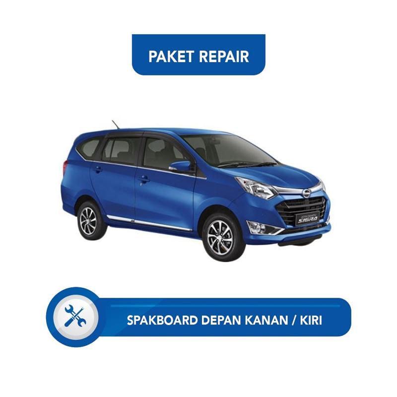 Subur OTO Paket Jasa Reparasi Ringan & Cat Spakbor Depan Kanan atau Kiri Mobil for Daihatsu Sigra
