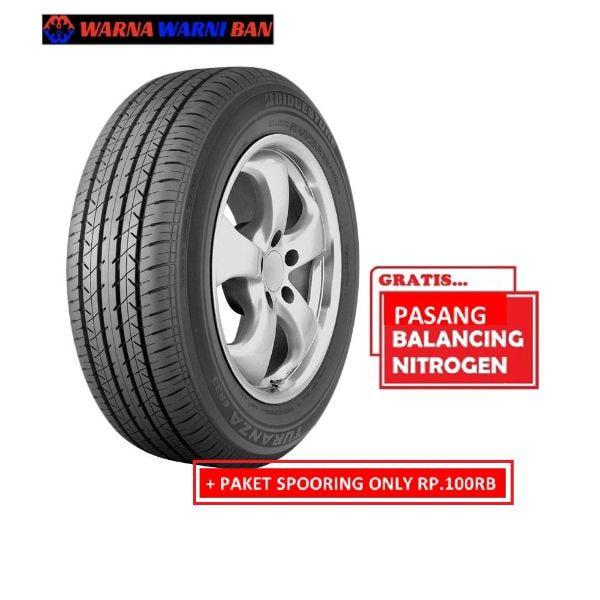 Bridgestone Turanza ER33 195/50 R16 84V SP Ban Mobil [Ambil di Tempat & Gratis Pemasangan]