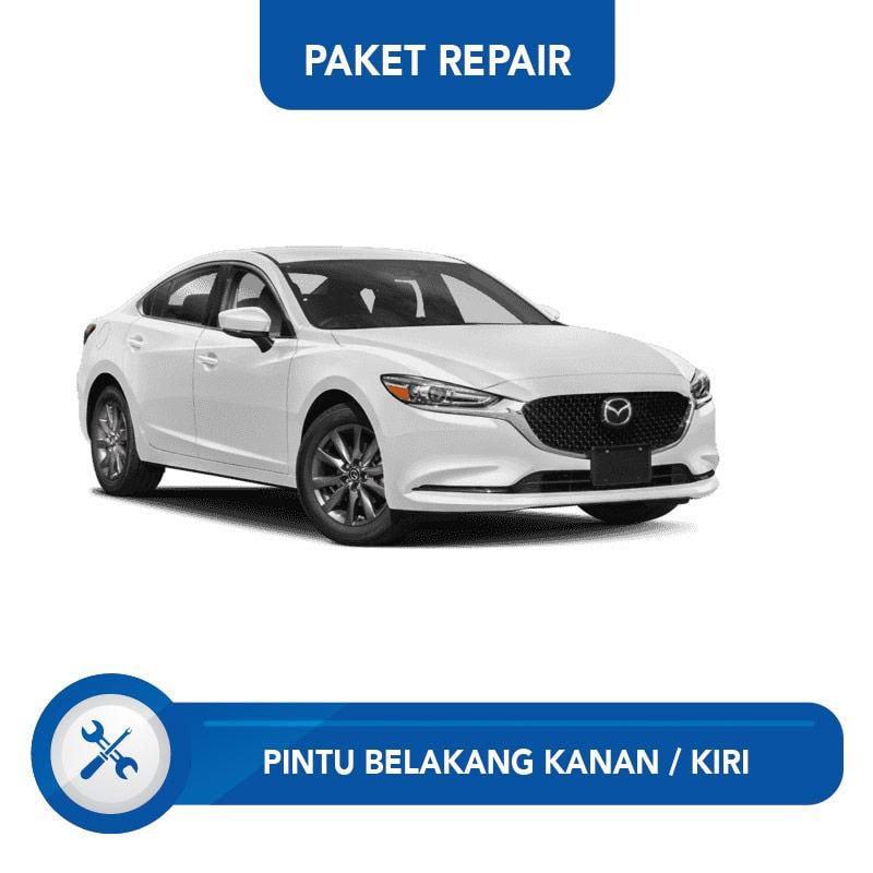 Subur OTO Paket Jasa Reparasi Ringan & Cat Pintu Belakang Kanan Kiri for Mobil Mazda 6