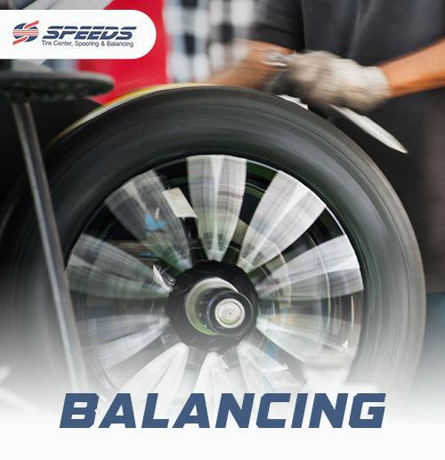 Balancing (Jakarta Utara) Speeds Tire Centre