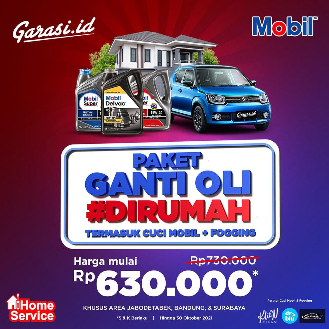 [Surabaya] Ganti Oli Mobil™ Cuci Mobil + Cuci Mobil + Fogging