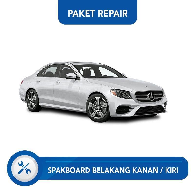 Subur OTO Paket Jasa Reparasi Ringan & Cat Spakbor Belakang Kanan atau Kiri Mobil for Mercy E Class