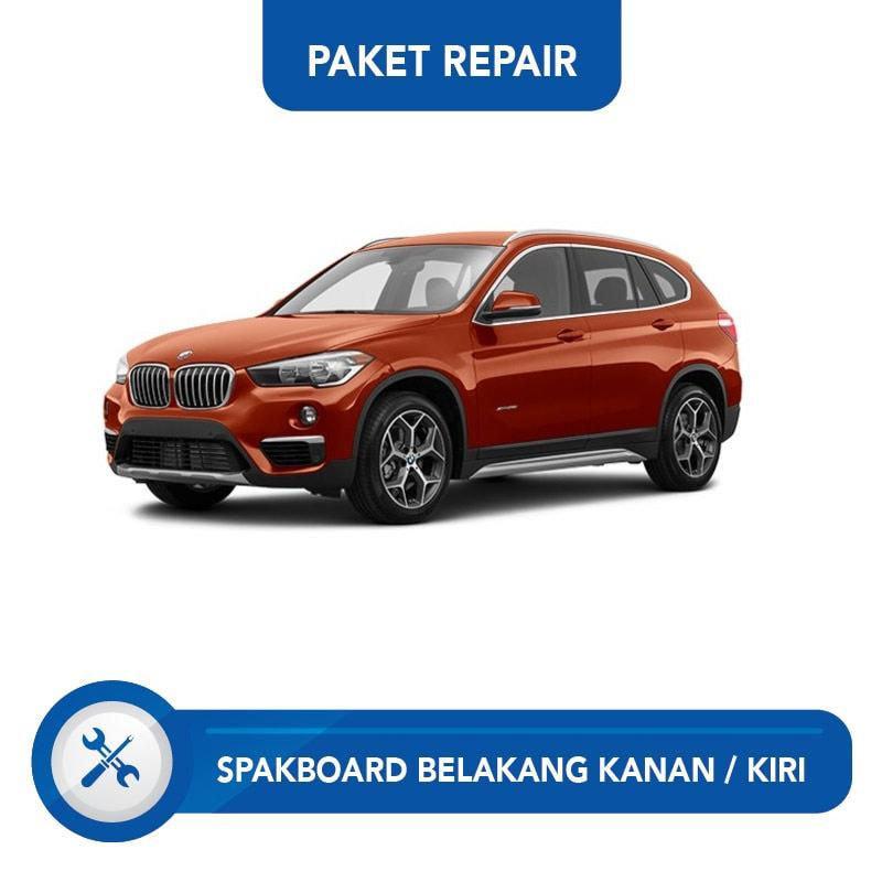 Subur OTO Paket Jasa Reparasi Ringan & Cat Spakbor Belakang Kanan atau Kiri Mobil for BMW X1