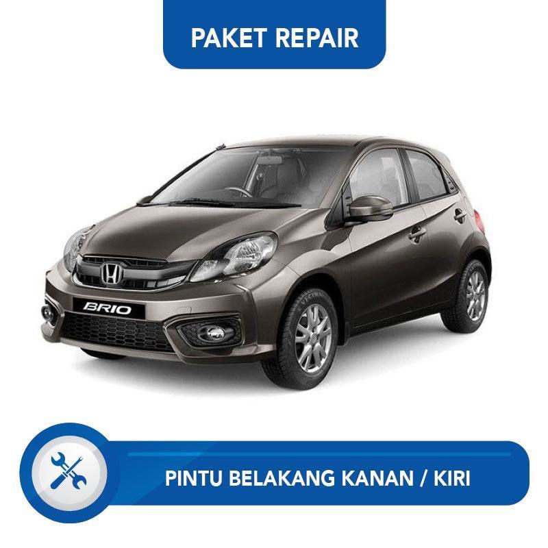 Subur OTO Paket Jasa Reparasi Ringan & Cat Pintu Belakang Kanan dan Kiri Mobil for Honda Brio