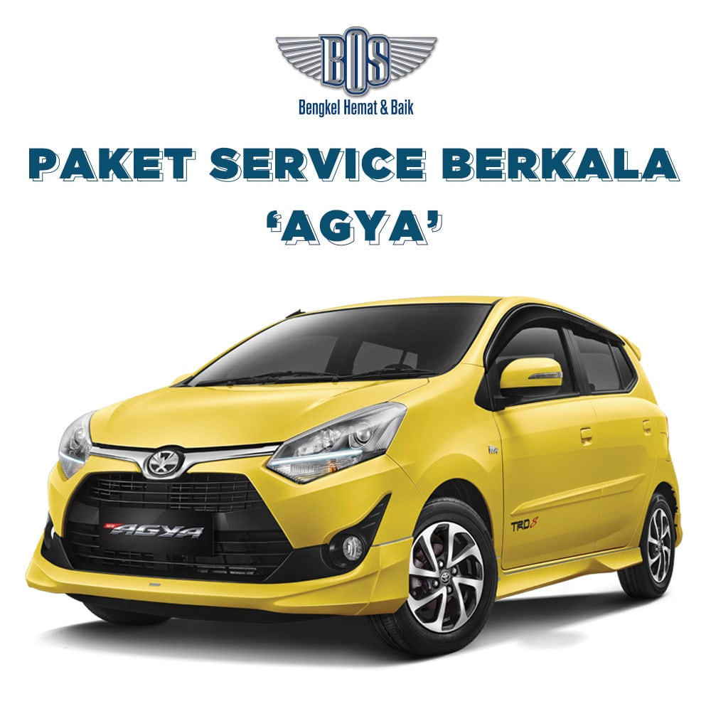 Paket Service Berkala Agya