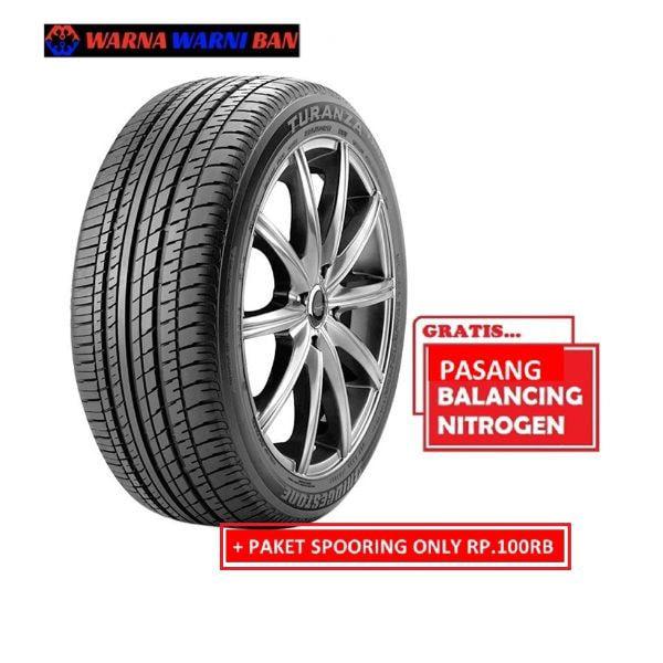 Bridgestone Turanza ER370 185/55-16 Ban Mobil [Free Pasang Balance Nitrogen]