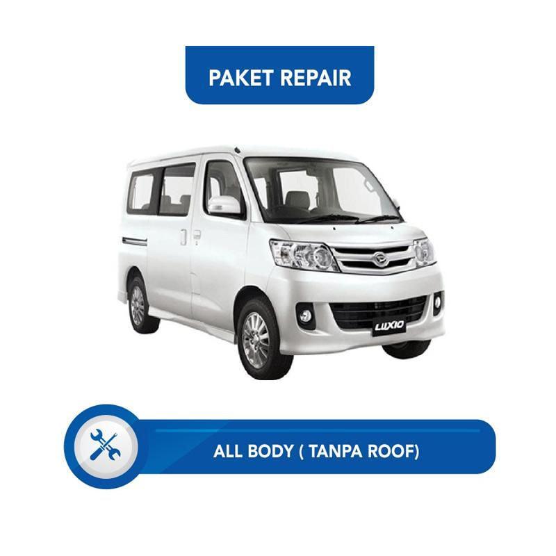 Subur OTO Paket Jasa Reparasi & Cat Mobil for Daihatsu Luxio [All Body Tanpa Roof]