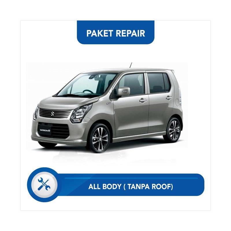 Subur OTO Paket Jasa Reparasi & Cat Mobil for Suzuki Karimun Wagon [All Body Tanpa Roof]