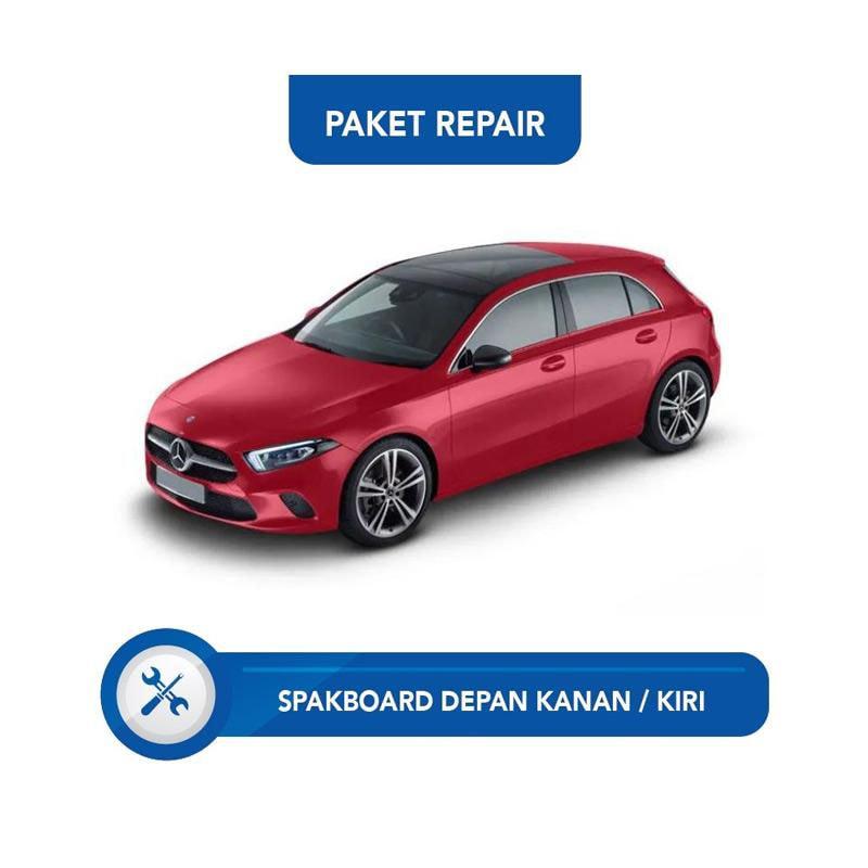 Subur OTO Paket Jasa Reparasi Ringan & Cat Mobil for Mercy A Class [Spakbor Depan Kanan or Kiri]