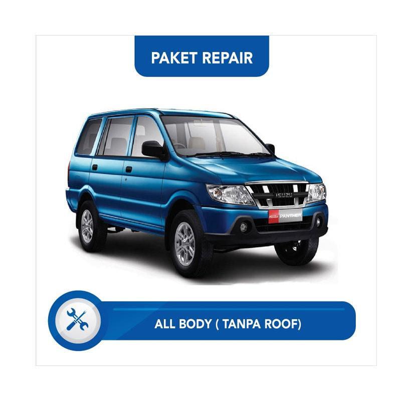 Subur OTO Paket Jasa Reparasi & Cat Mobil for Isuzu Panther [All Body Tanpa Roof]