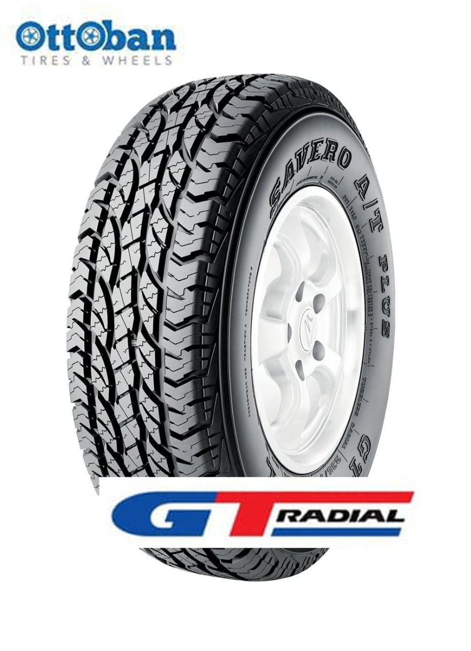 GT Radial  Savero AT Plus : 275/70 R16