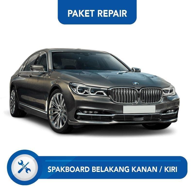 Subur OTO Paket Jasa Reparasi Ringan & Cat Spakbor Belakang Kanan atau Kiri Mobil for BMW 7 Series