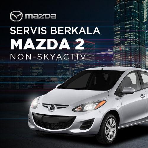 Servis Berkala Mazda 2