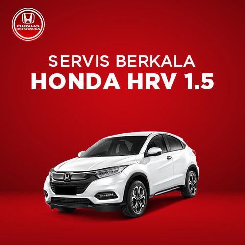 Servis Berkala Honda HR-V 1.5
