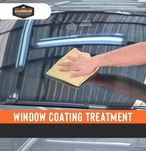 Window Coating Treatment