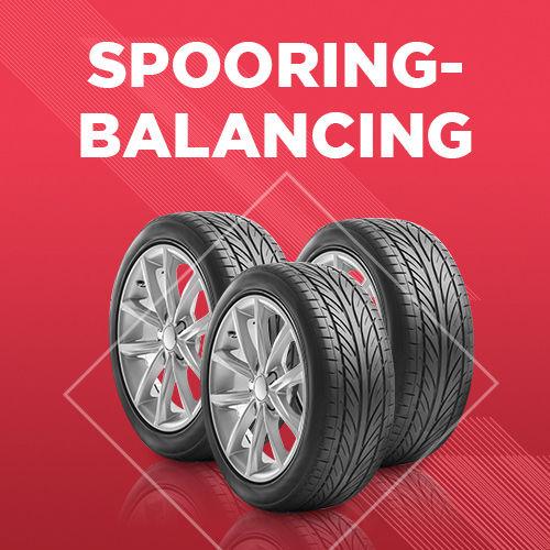 Paket Spooring - Balancing
