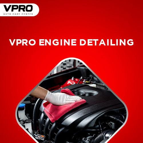 VPRO Engine Detailing