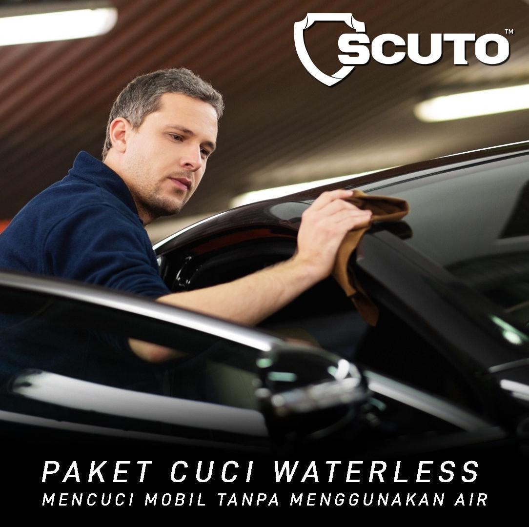 Paket Premium Waterless Wash