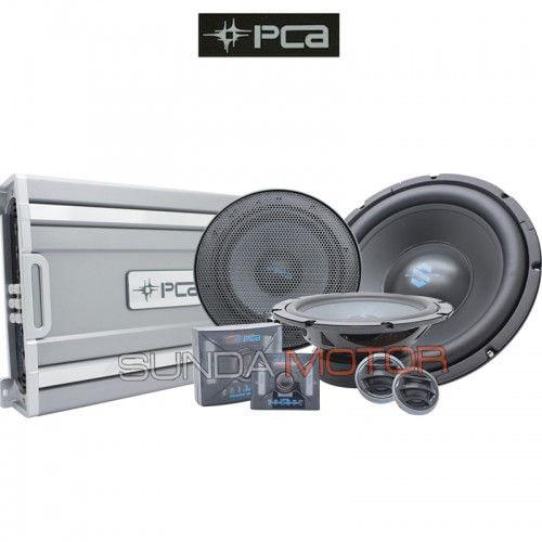 Paket Audio 2 Ways PCA