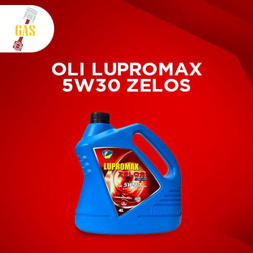 Lupromax 5W30 Zelos (Banten)