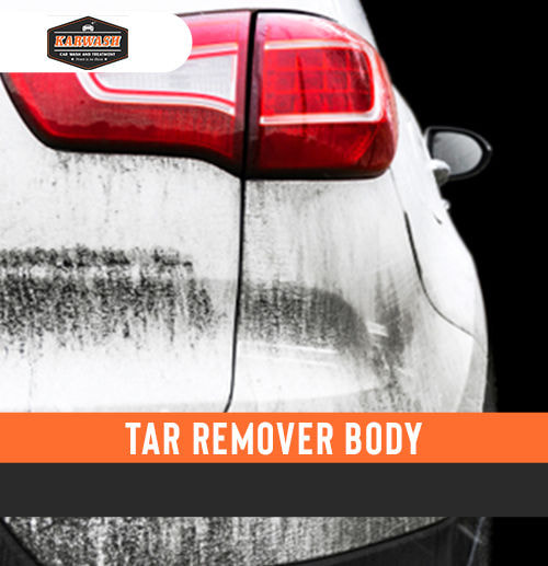 Tar Remover