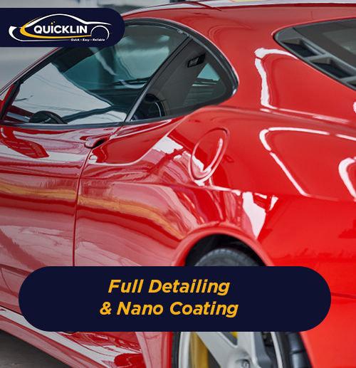 Full Detailing & Nano Coating