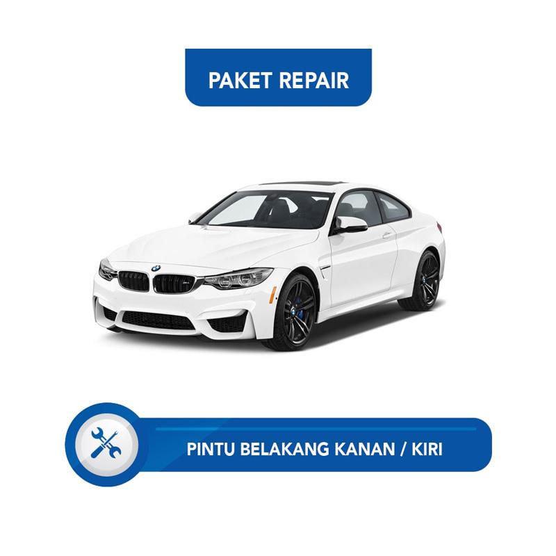 Subur OTO Paket Jasa Reparasi Ringan & Cat Pintu Belakang Kanan dan Kiri Mobil for BMW 4 Series