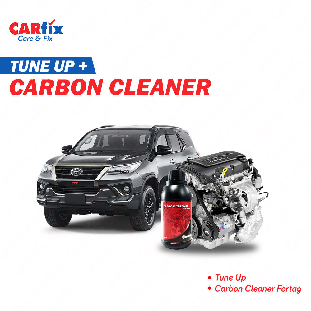 Tune Up + Carbon Cleaner - Jateng+DIY