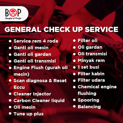 General check up service