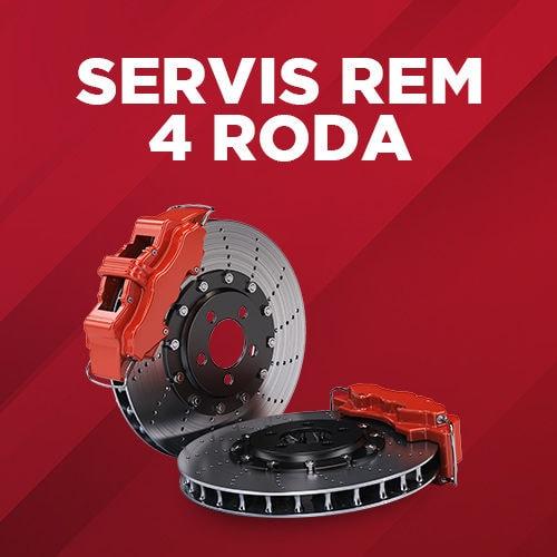 Service Rem 4 Roda