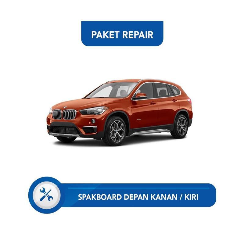 Subur OTO Paket Jasa Reparasi Ringan & Cat Spakbor Depan Kanan atau Kiri Mobil for BMW X1