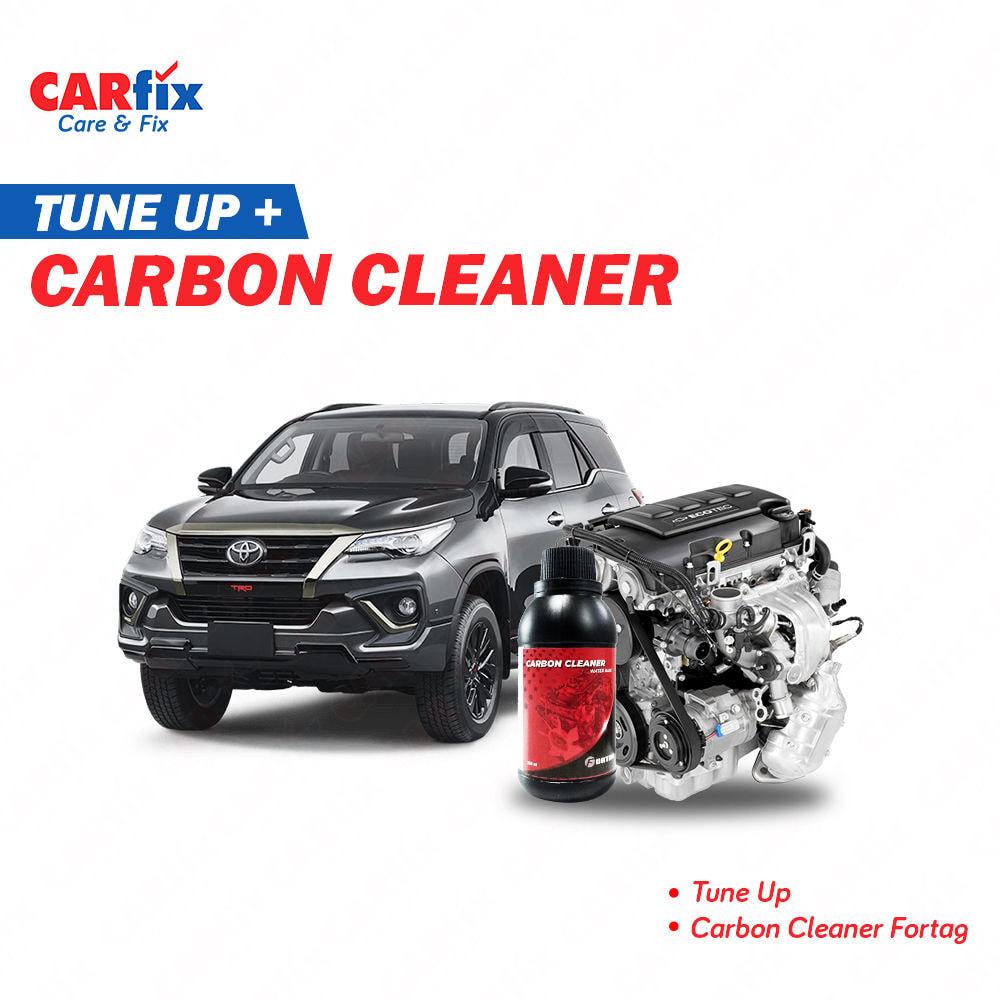 Tune Up + Carbon Cleaner - Jabodetabek