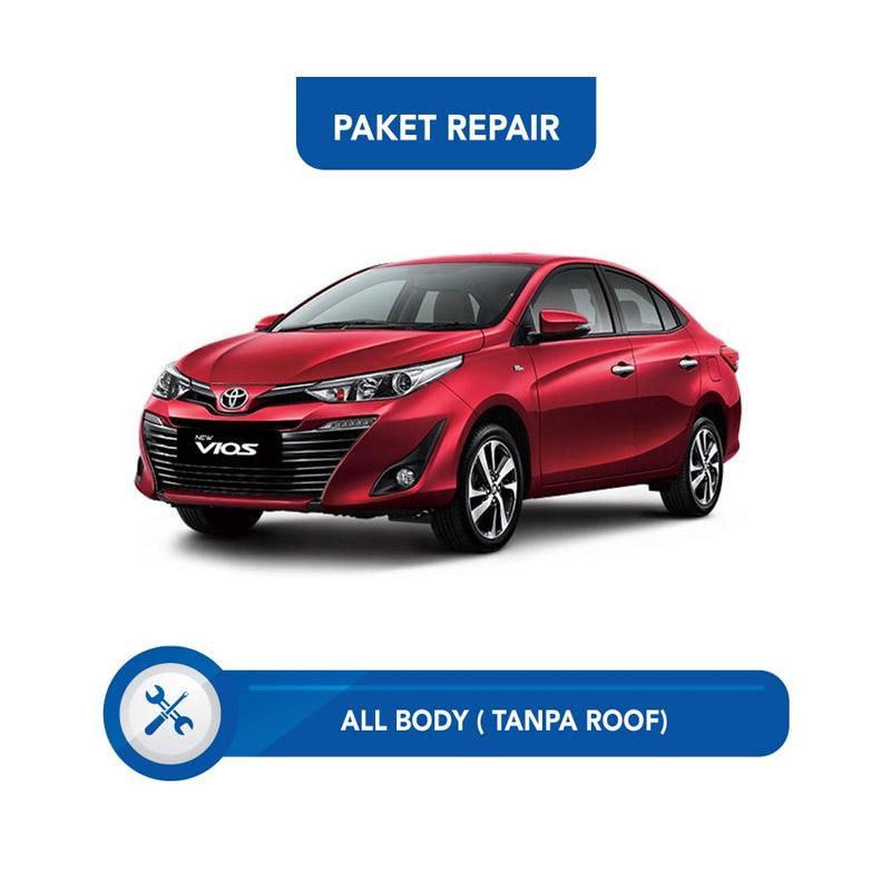 Subur OTO Paket Jasa Reparasi & Cat Mobil for Toyota Vios [All Body Mobil Tanpa Roof]