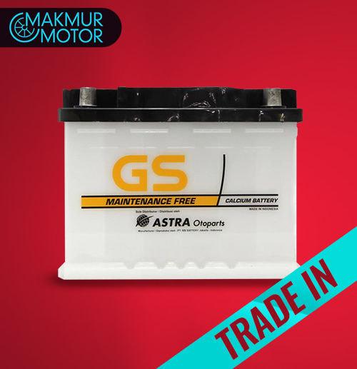 GS LN2 & LN3 ( Trade In ) Aki MF untuk INNOVA Reborn / Fortuner