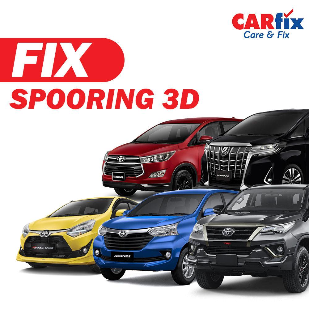 Spooring 3D FIX