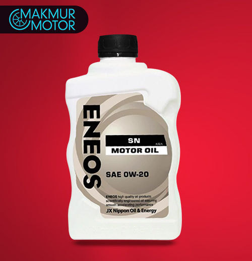 Ganti Oli 4 Liter - ENEOS 0W20 Full Syntetic (Jakarta)