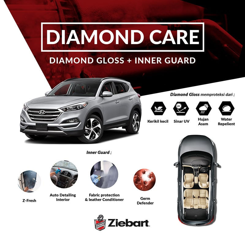 Ziebart Diamond Care (Nano Tech)
