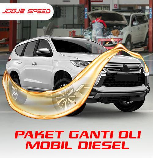 Paket Lengkap Ganti Oli Mobil Diesel