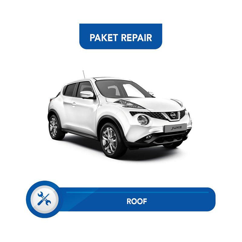 Subur OTO Paket Jasa Reparasi Ringan & Cat Roof Mobil for Nissan Juke