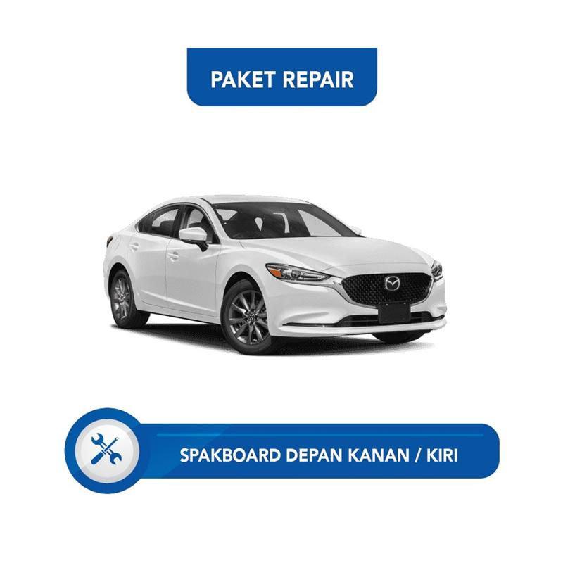Subur OTO Paket Jasa Reparasi Ringan & Cat Mobil for Mazda 6 [Spakbor Depan Kanan atau Kiri]