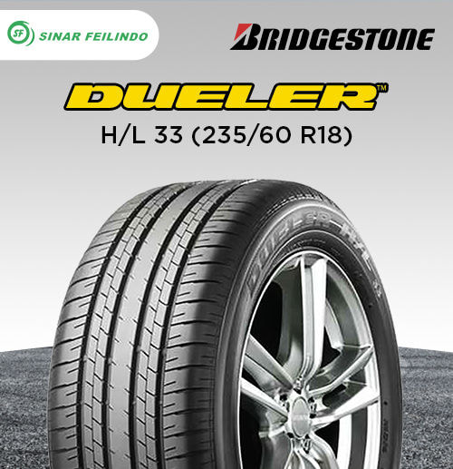 Bridgestone Dueler H/L 33 235/60 R18