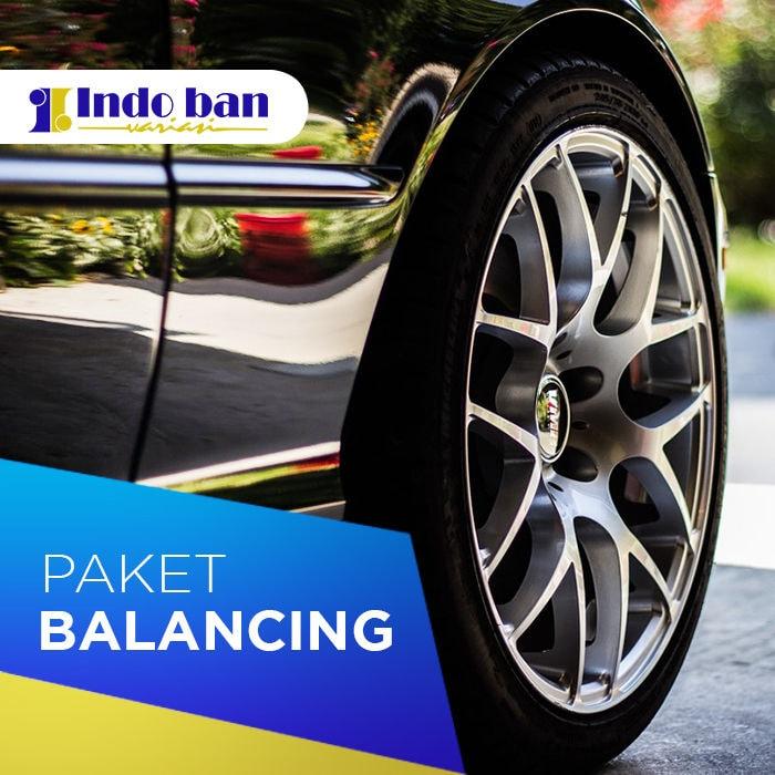 Balancing 4 Roda