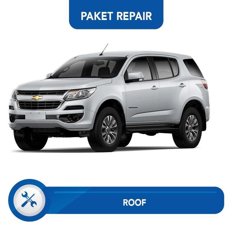 Subur OTO Paket Jasa Reparasi Ringan & Cat Mobil for Chevrolet Trailblazer [Roof]