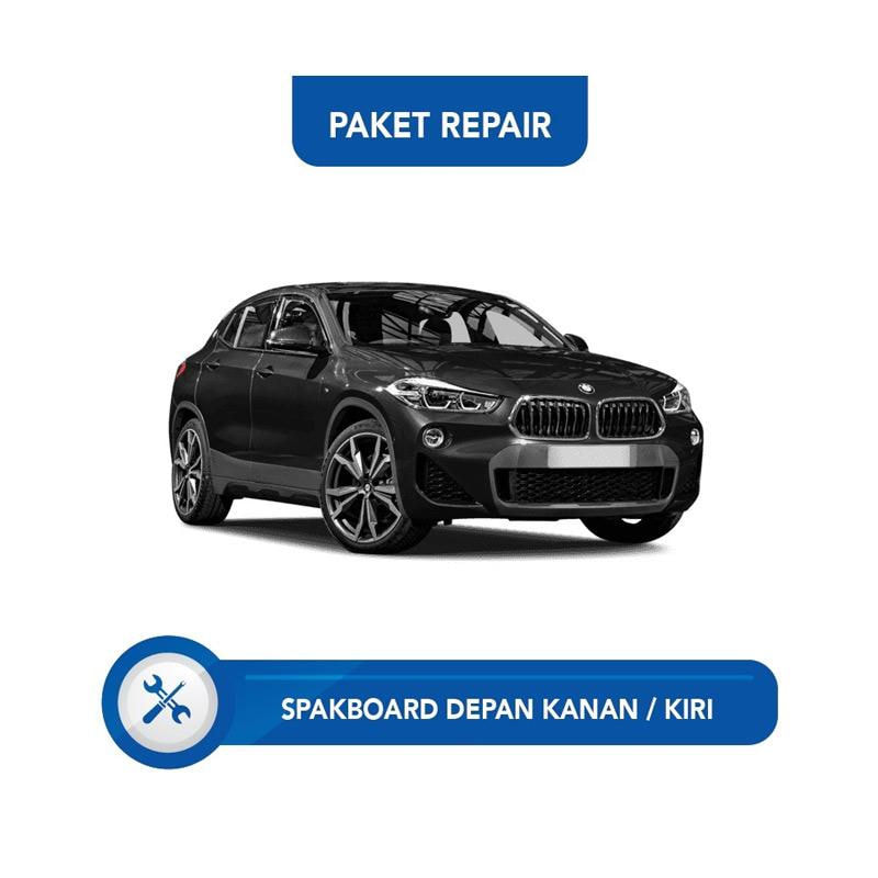 Subur OTO Paket Jasa Reparasi Ringan & Cat Spakbor Depan Kanan atau Kiri Mobil for BMW X2