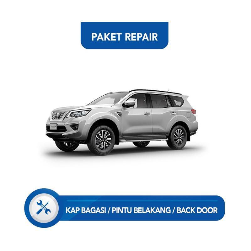 Subur OTO Paket Jasa Reparasi Ringan & Cat Mobil for Nissan Terra [Kap Bagasi/ Pintu Belakang]
