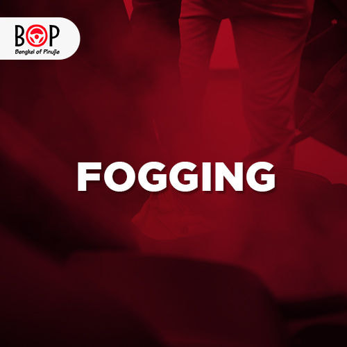 Fogging Antibacterial