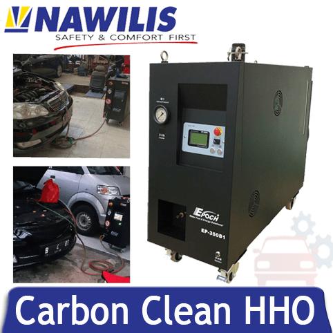Carbon Clean Teknologi Hydrogen - HHO (Hanya tersedia di Radio Dalam)