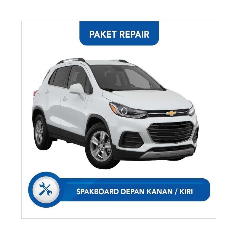 Subur OTO Paket Jasa Reparasi Ringan & Cat Spakbor Depan Kanan atau Kiri Mobil for Chevrolet Trax