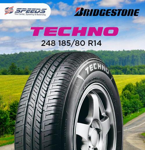 Ban Techno 248 185/80 R14