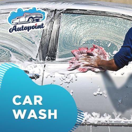 Cuci Mobil - Car Wash
